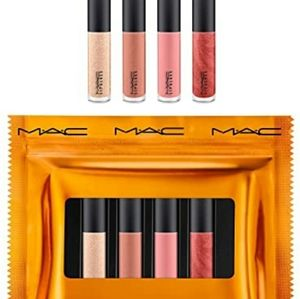 3.2 ml each NUDE SET INCLUDES: Glass Heel (shimmer